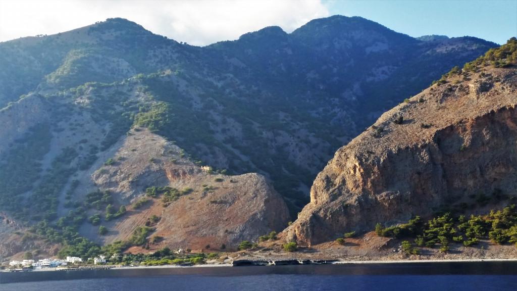 Bucht Agia Roumeli