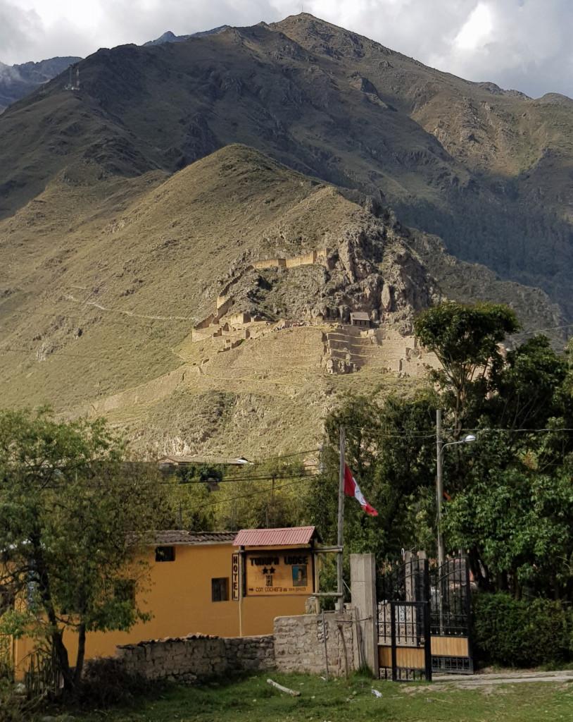 Tunupa Lodge Ollantaytambo