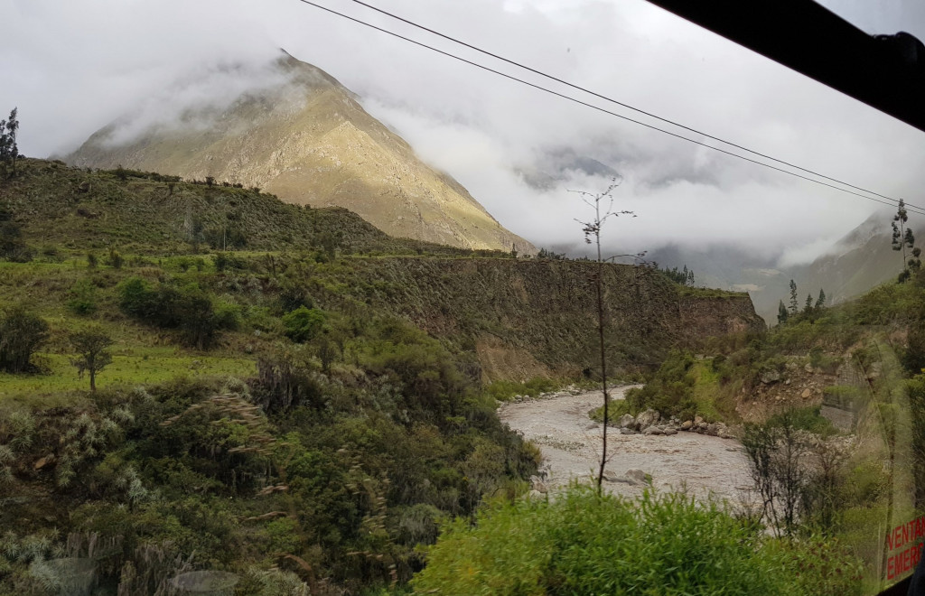 Inca Rail Aussicht