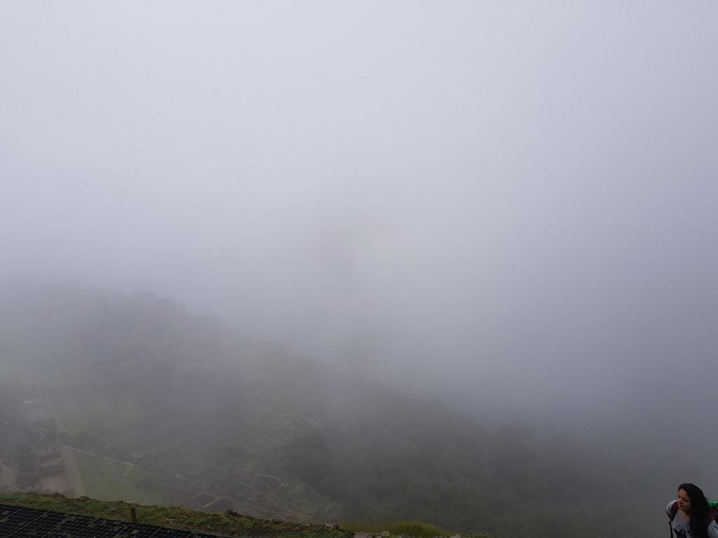 Nebelwald Machu Picchu