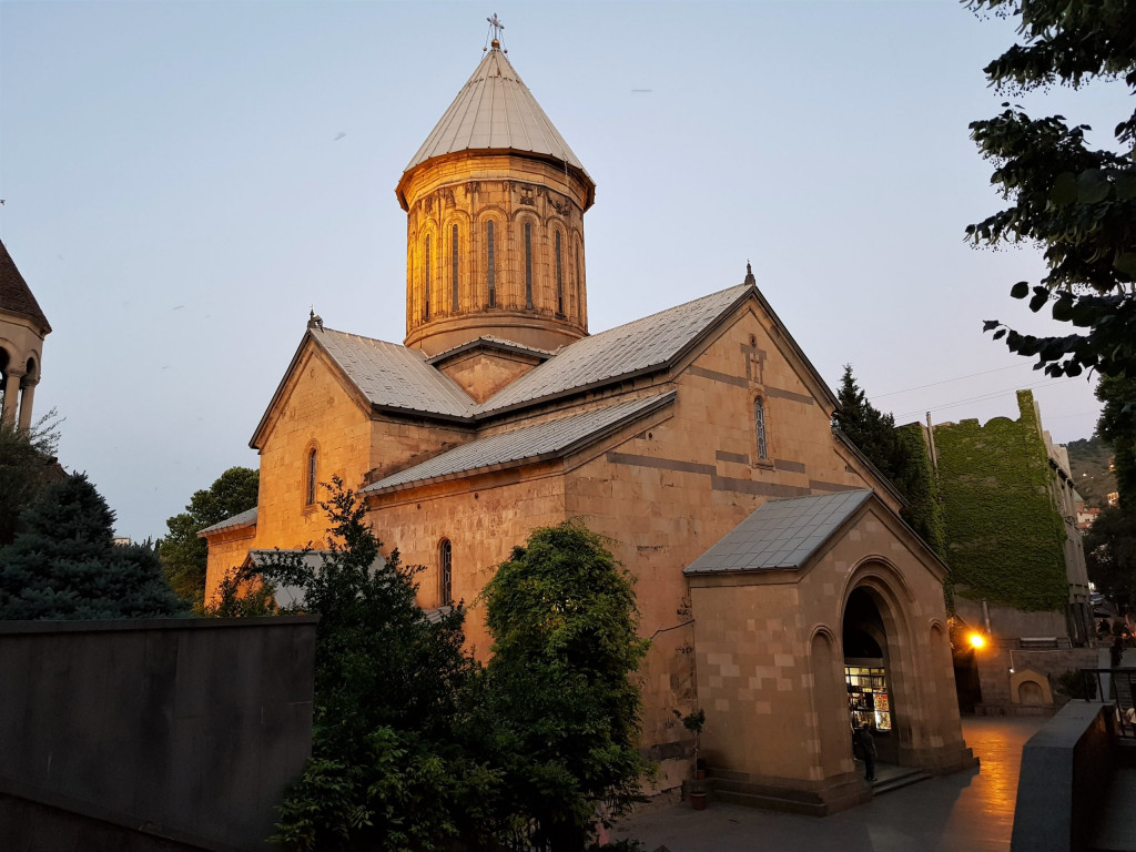 Tiflis Kirche