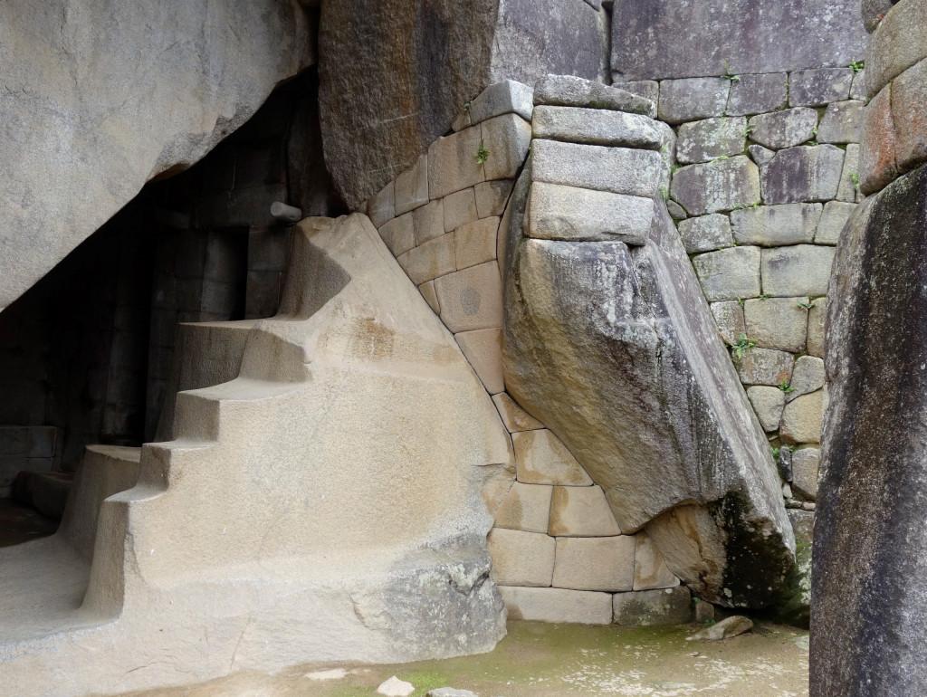 Inka - Kunst der Steinbearbeitung