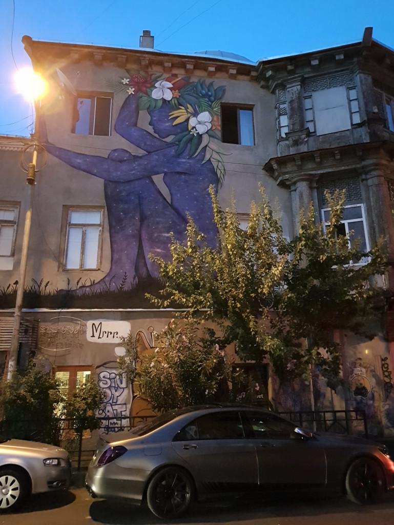 Tiflis Street Art