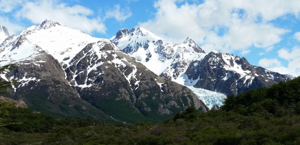 Gletscher Los Glaciares Nationalpark