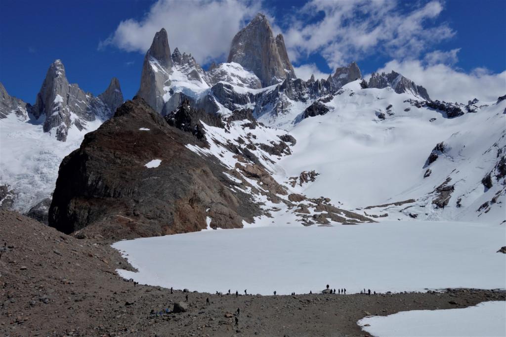 Mount Fitz Roy Patagonien