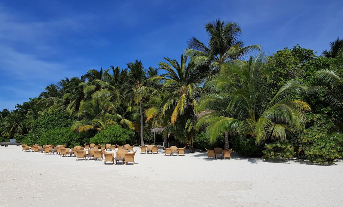 Reisen Arbeiten Malediven