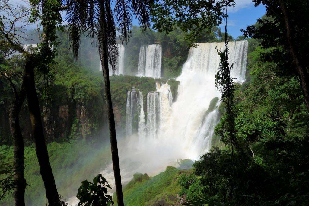 Iguazu Falls Argentinien