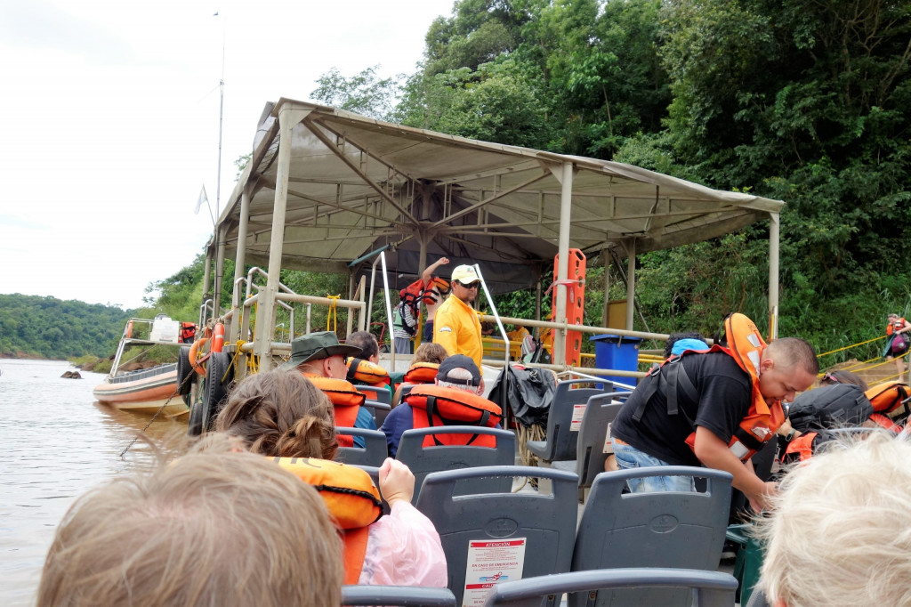 Iguazu Jungle Speed Boat