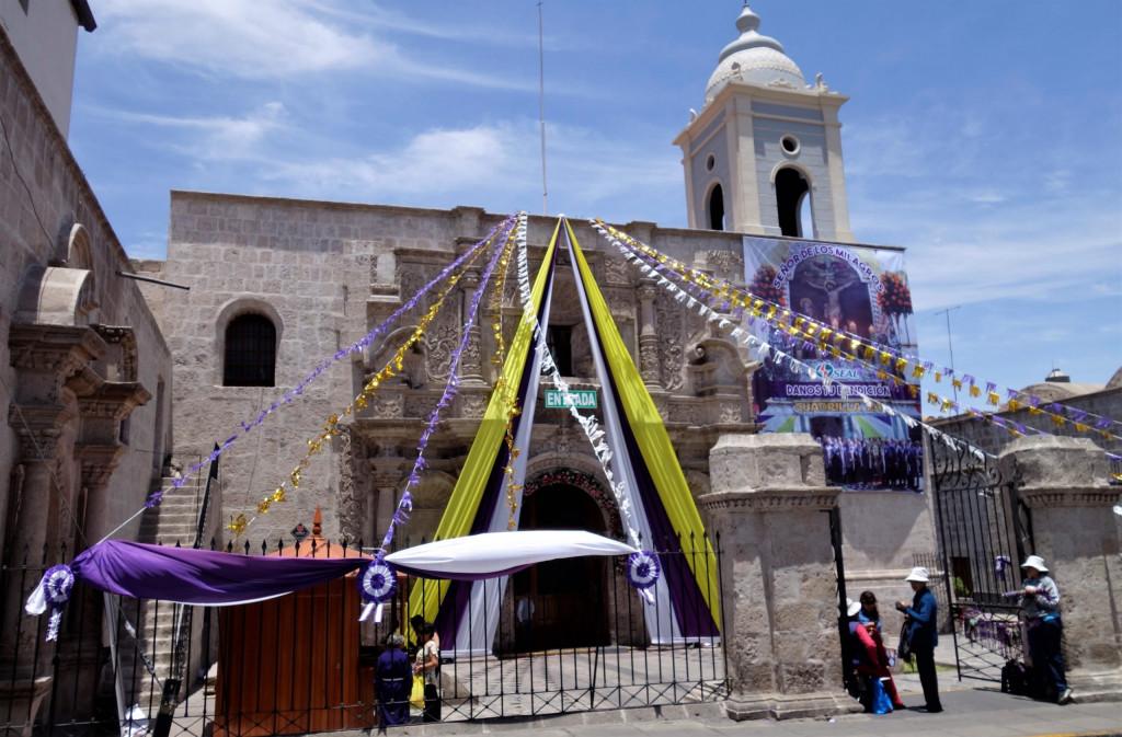 Kirche Arequipa