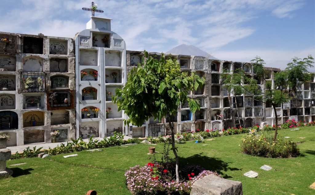 Friedhof Arequipa