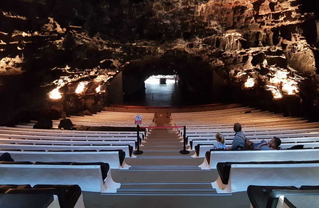 Jameos del Agua Konzertsaal