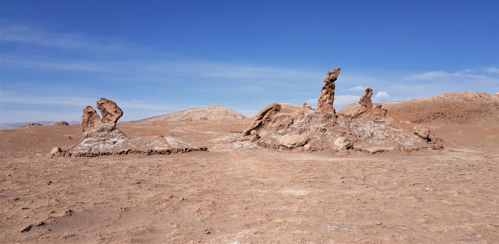 Tres Marias Valle de la Luna