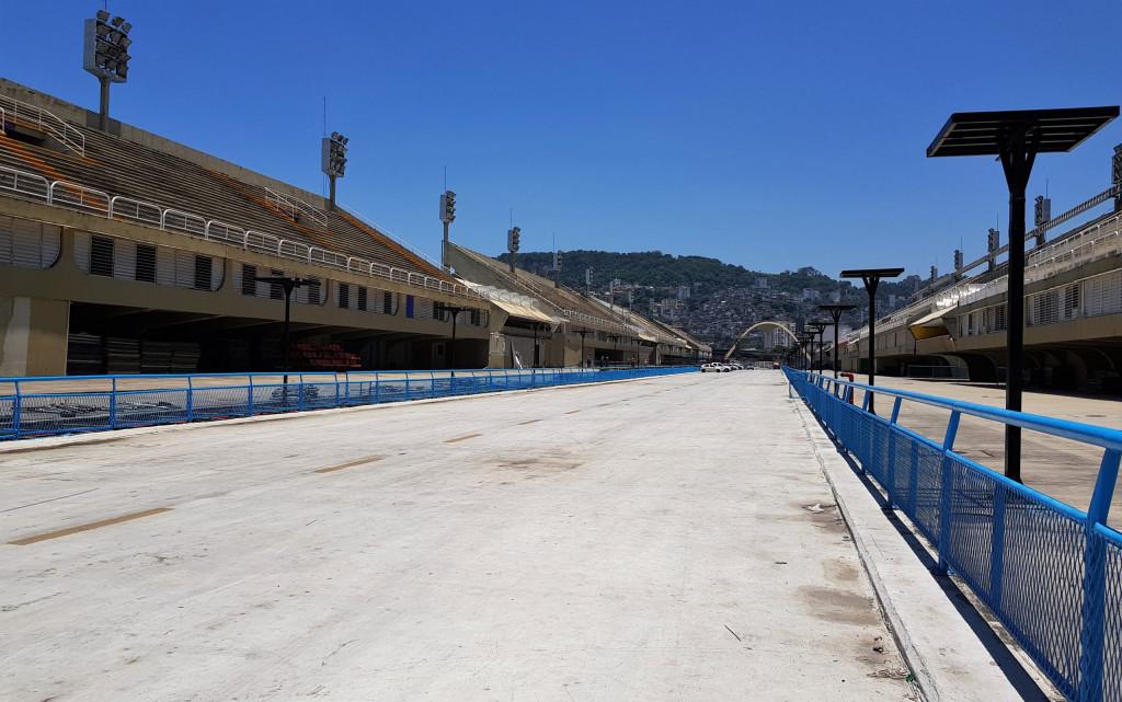 Sambodromo Rio de Janeiro