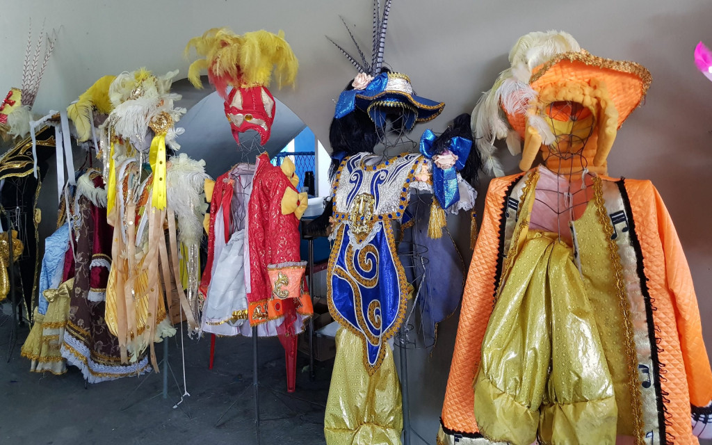 Samba Kostüme Sambodromo