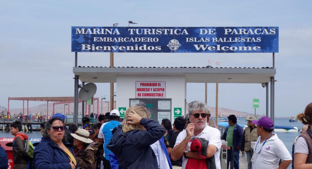 Marina Turistica de Paracas