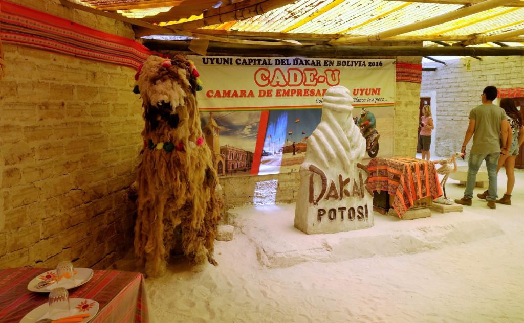 Salzhotel Salar de Uyuni