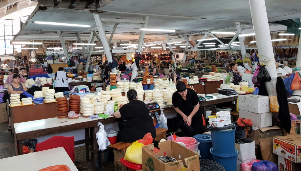 Markt in Kutaissi
