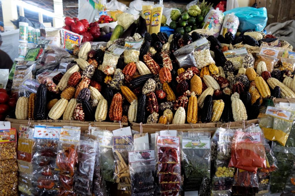 Peruanische Maissorten
