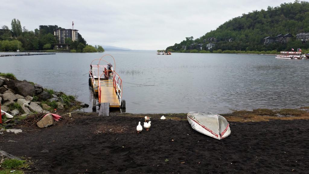 Pucón Lago Villarrica