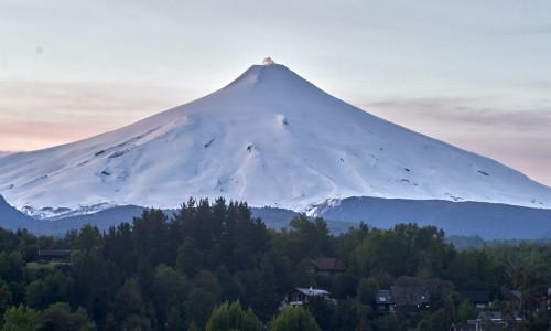 Villarica Vulkan Pucón