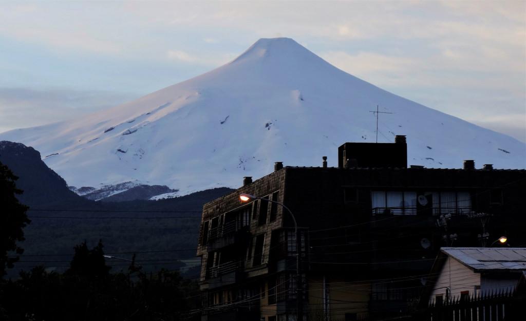 Villarrica Vulkan Pucón