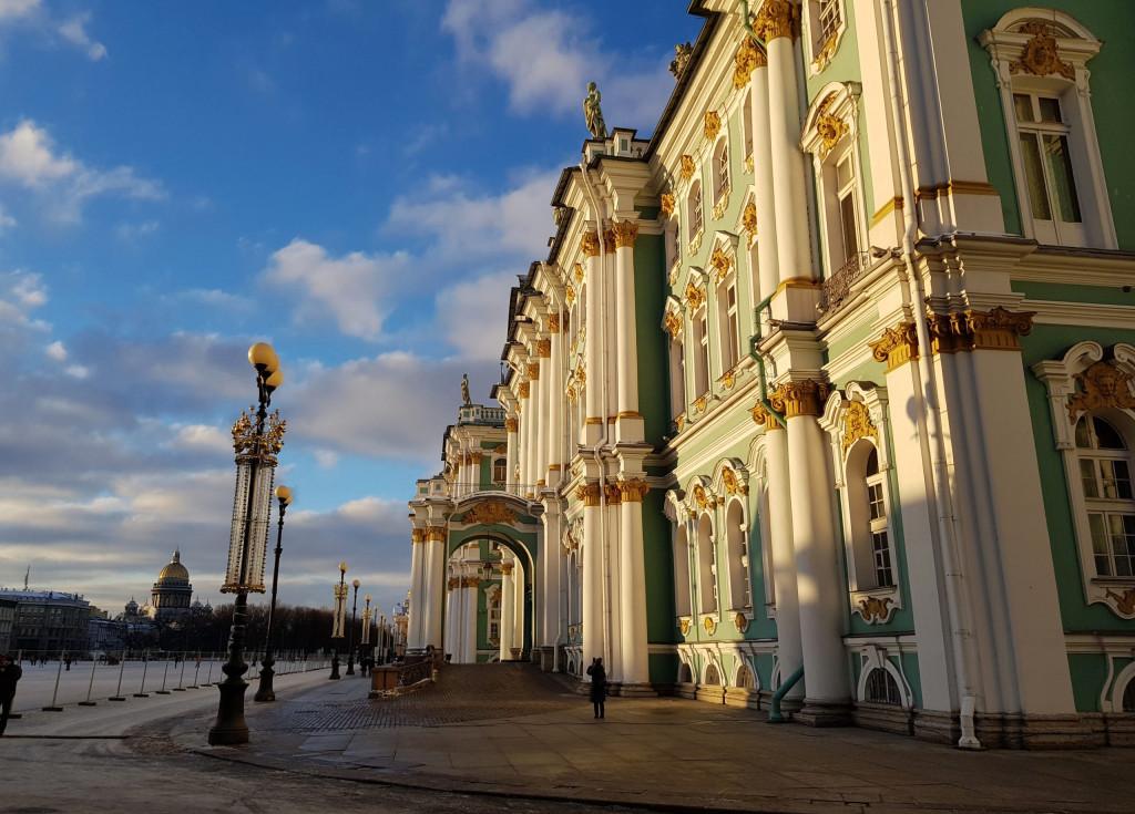 Ermitage Winterpalast