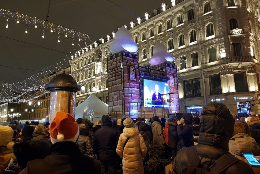 Silvester Sankt Petersburg