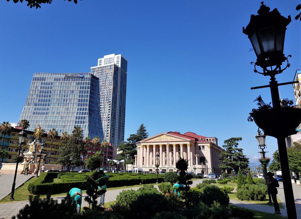 Theaterplatz Batumi