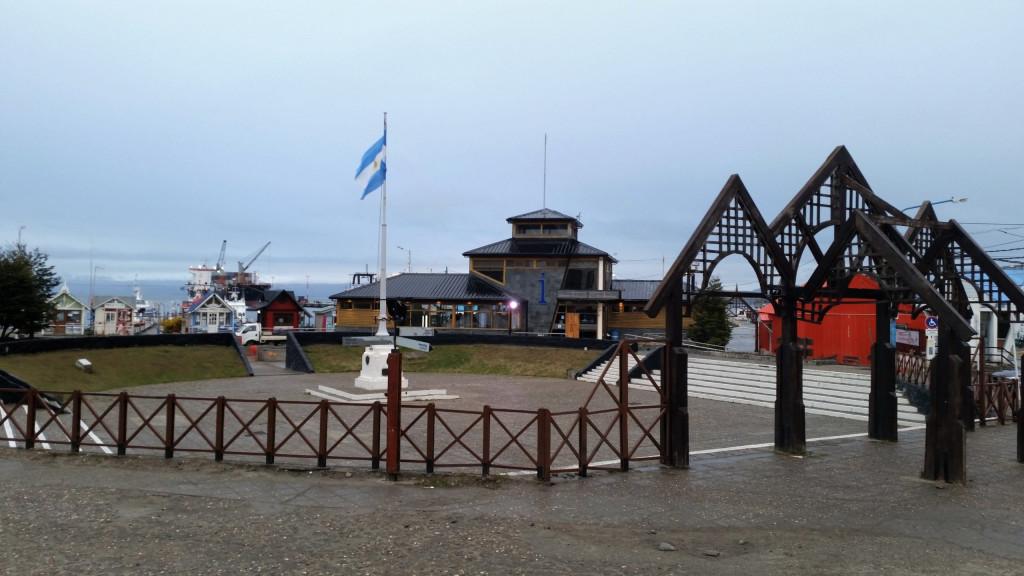 Hafen Ushuaia