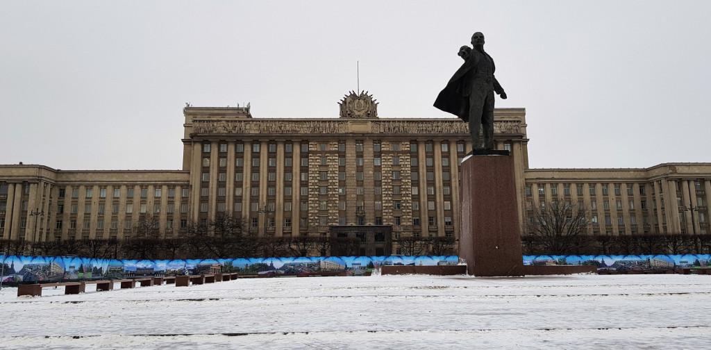 Moskovskaya Sankt Petersburg