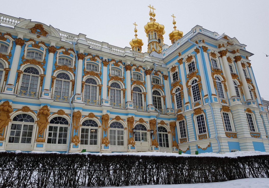 Katharinenpalast Puschkin