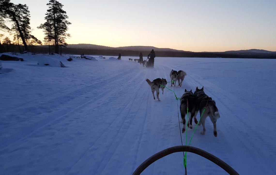 Nellim Finnland Lappland