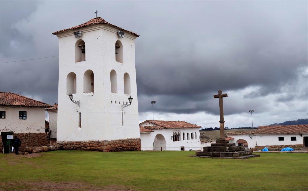 Chinchero Kolonialkirche