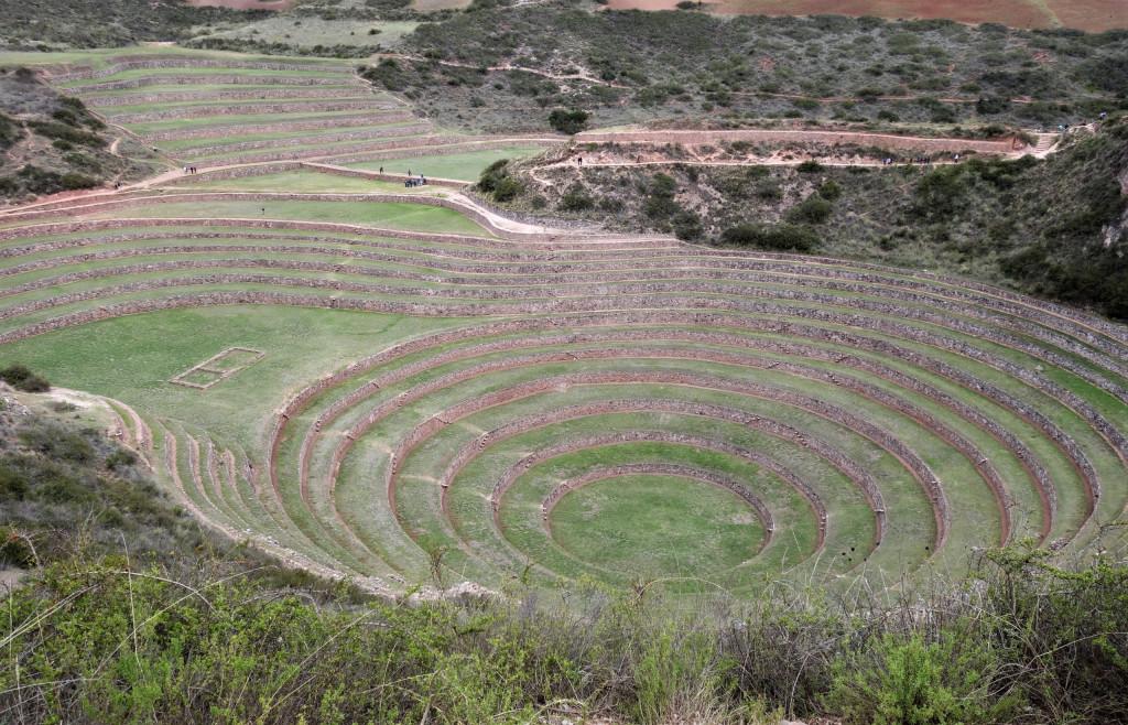 Moray Inka Peru