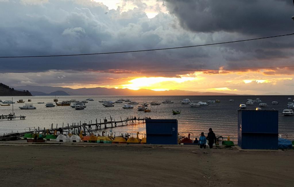 Copacabana Bolivien