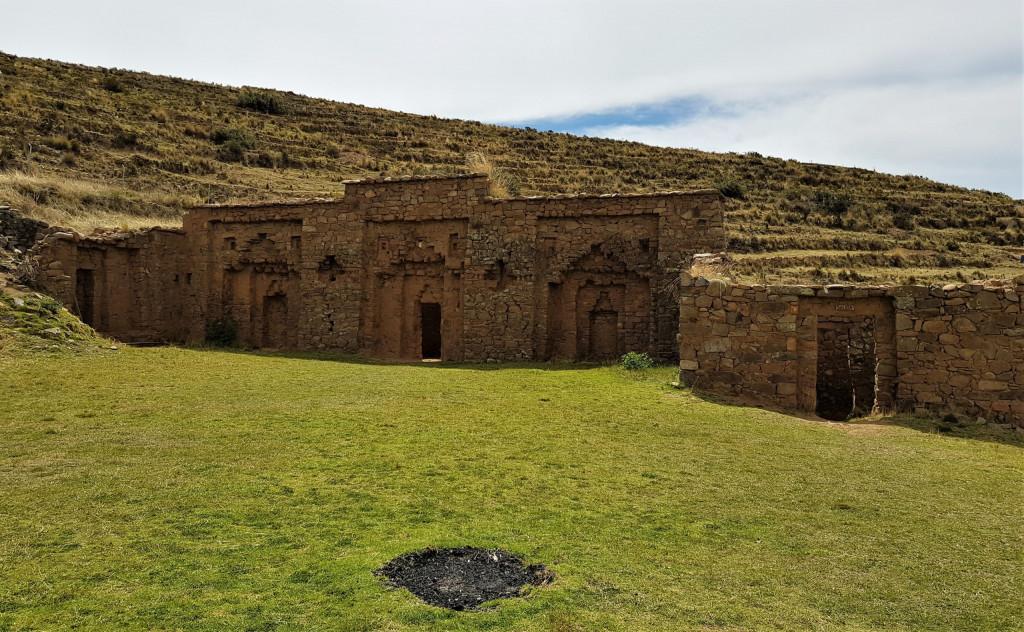 Isla de la Luna Titicacasee