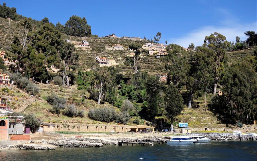 Isla del Sol Bolivien