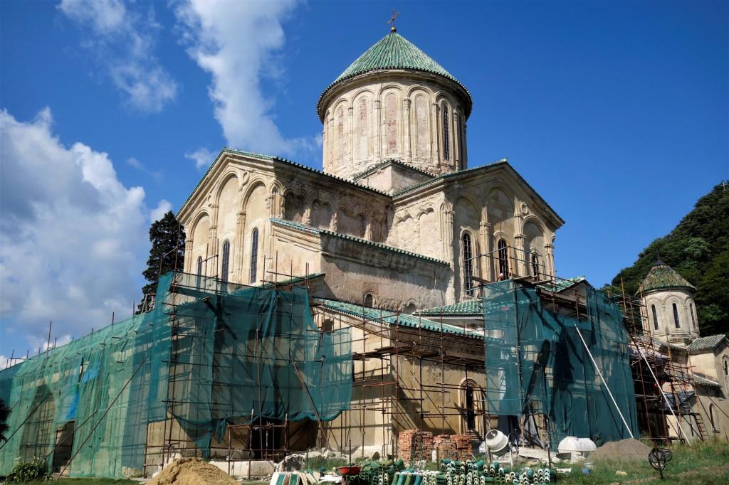 Gelati Kloster Georgien
