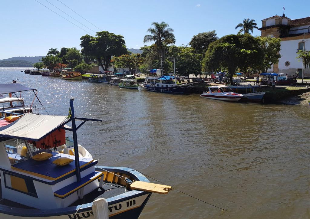 Südküste Brasilien