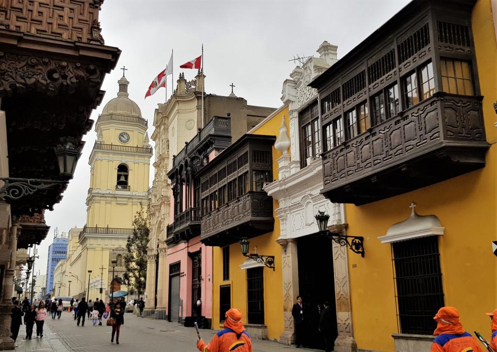 Lima Altstadt