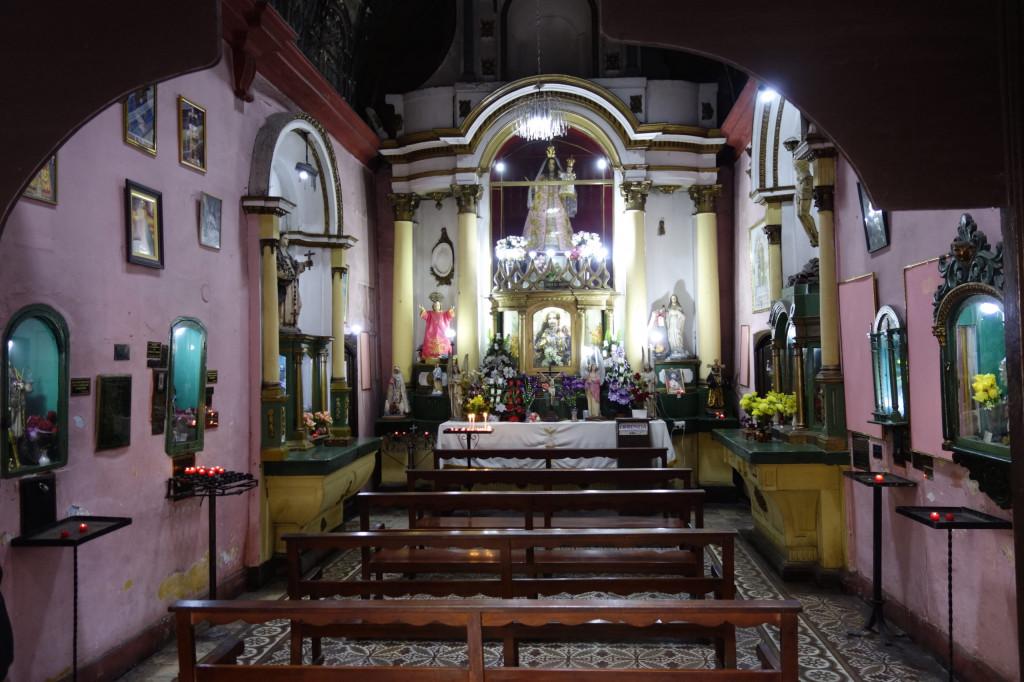Kirche Rimac