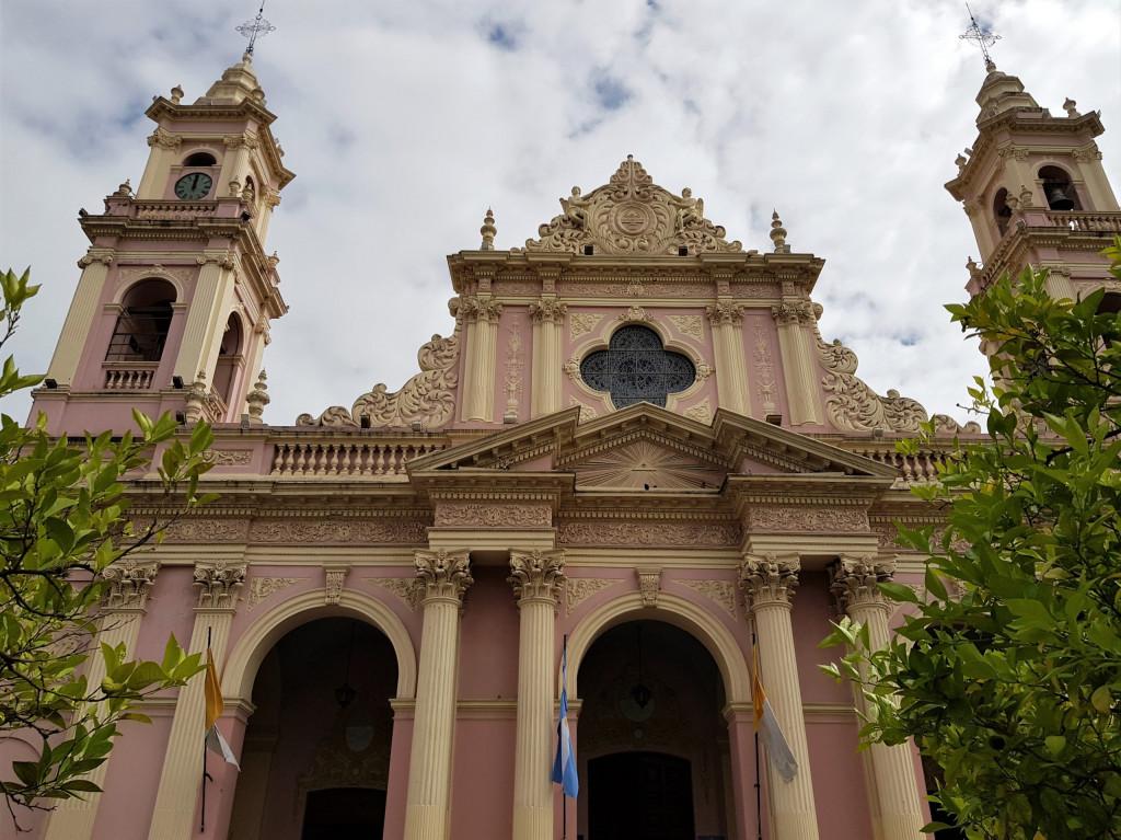 Kathedrale Salta Argentinien