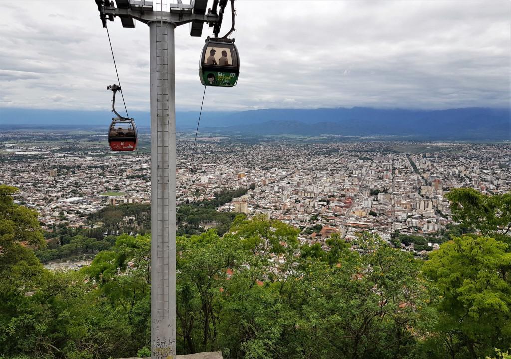 Cerro San Bernardo Salta