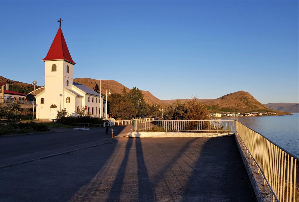 Patreksfjördur Westfjorde