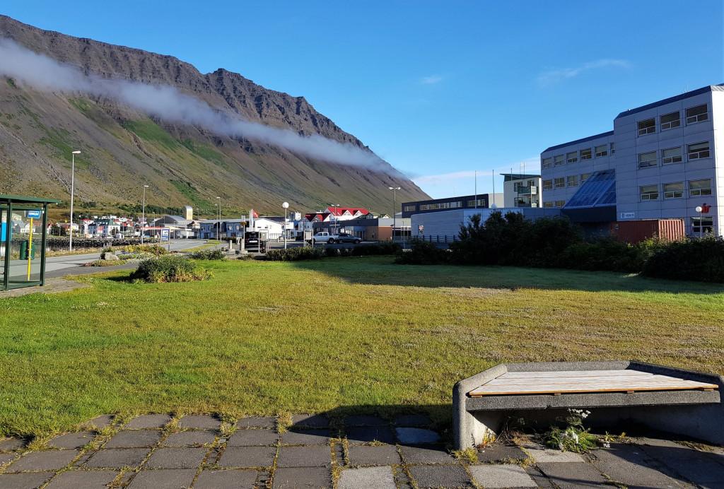 Isafjördur Westfjorde