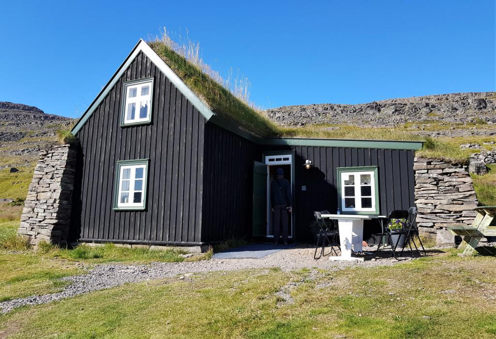 Litlibaer Cafe Westfjorde